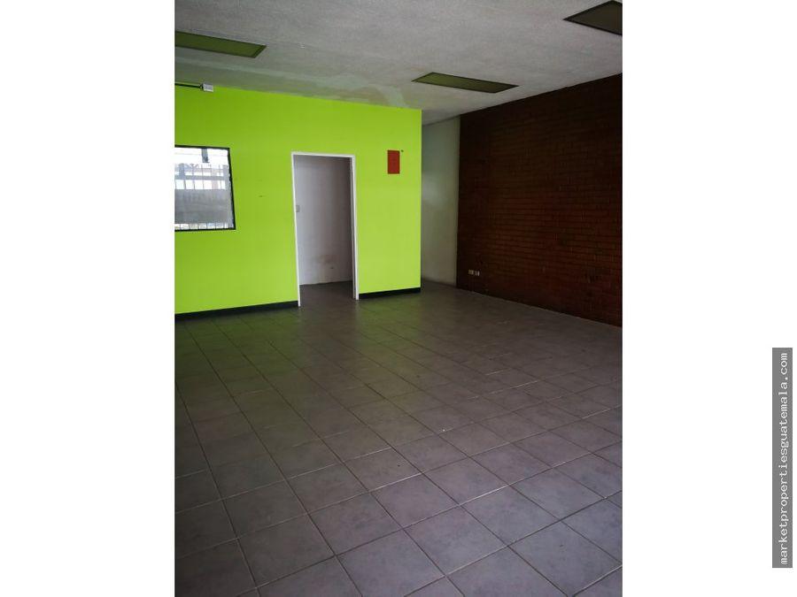 alquilo local de 60mts2 en zona 9 de guatemala