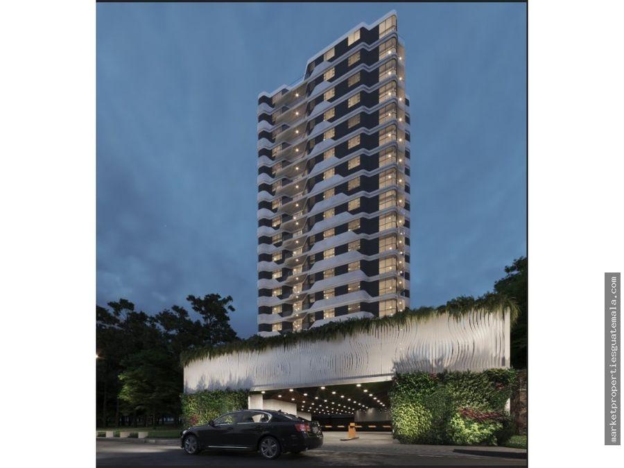 apartamentos de lujo en venta zona 14 guatemala