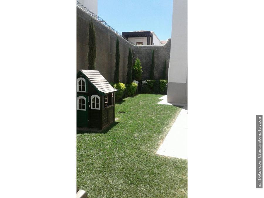 casa en venta ramblas de cayala zona 16