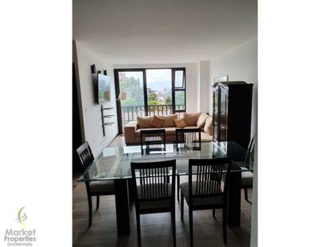 apartamento en venta zona 15 vista hermosa 1