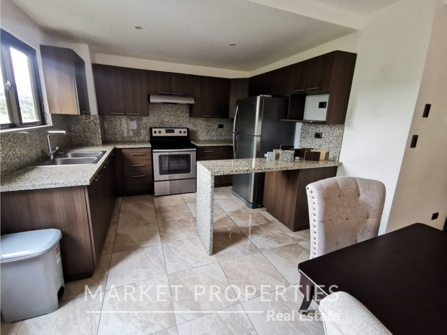 venta de lindo apartamento en zona 16 solaria