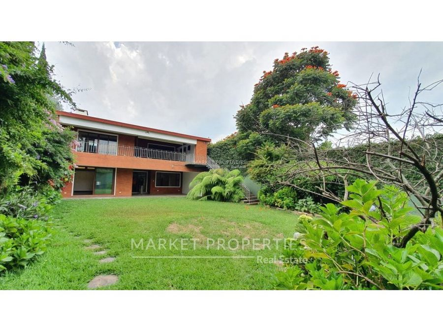 casa en venta en zona 13 elgin 2