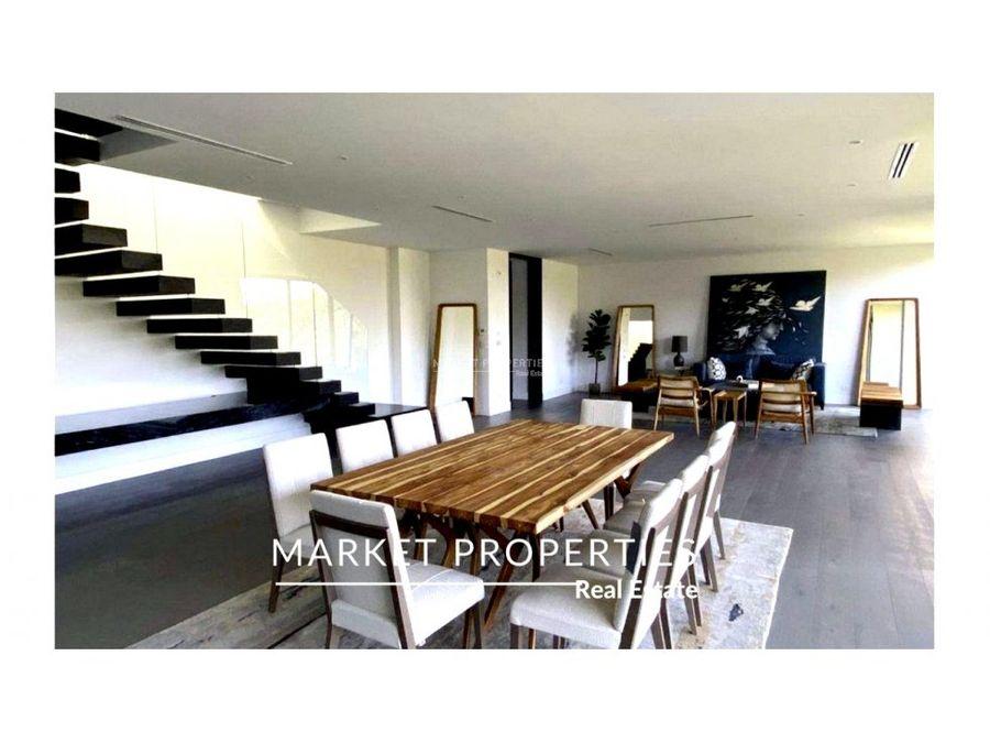 pent house en venta zona 16 acantos de cayala
