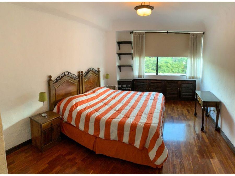 apartamento en alquiler en zona 15 la barranca