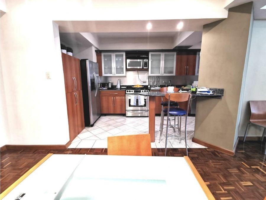 apartamento en venta en zona 10 santa clara 1
