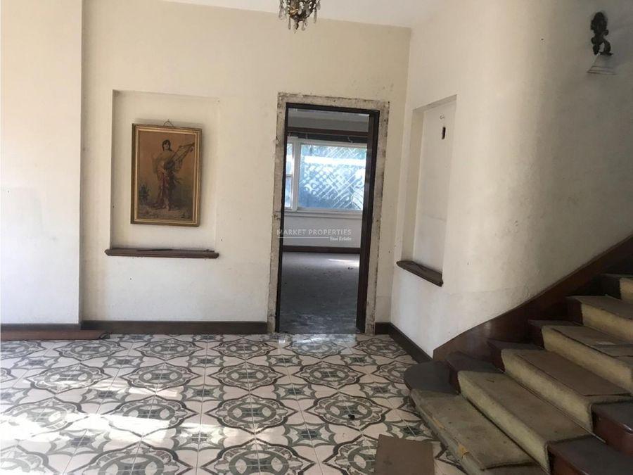 casa en renta en zona 9 avenida reforma