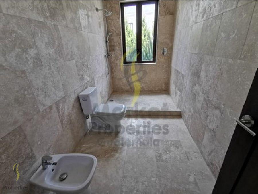 casa en venta zona 16 ramblas de cayala guatemala