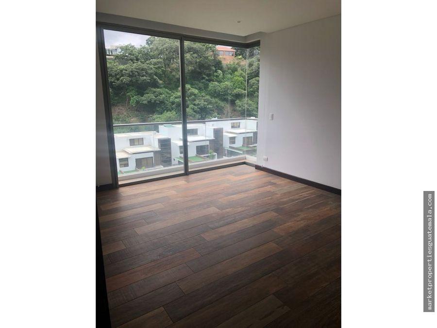 apartamento en venta zona 16 guatemala cayala