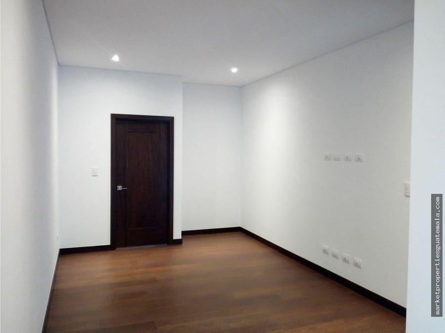apartamento en renta zona 16 acantos de cayala