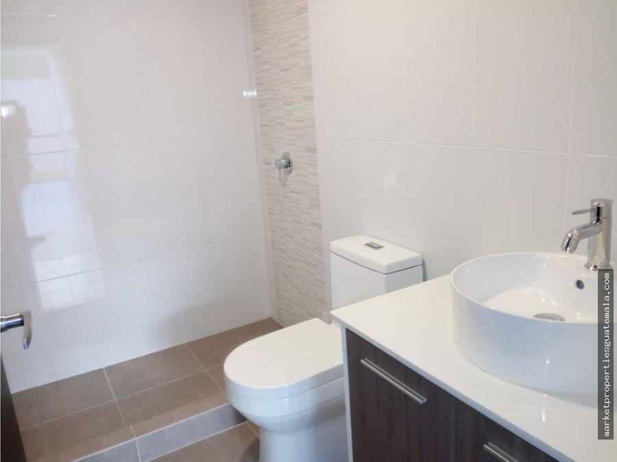 alquiler de apartamento en zona 16 guatemala