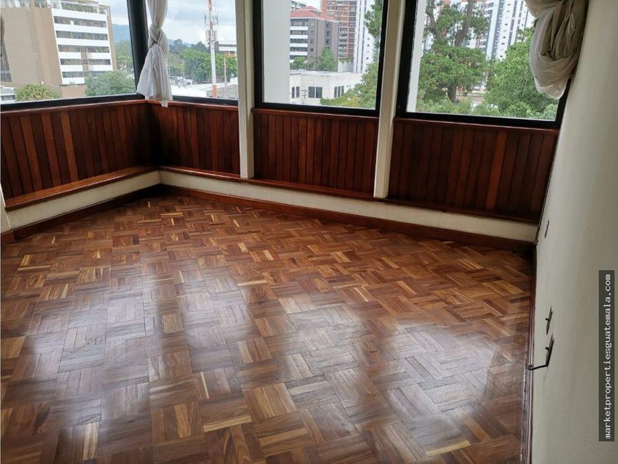 alquiler de apartamento en zona 14 cogefar