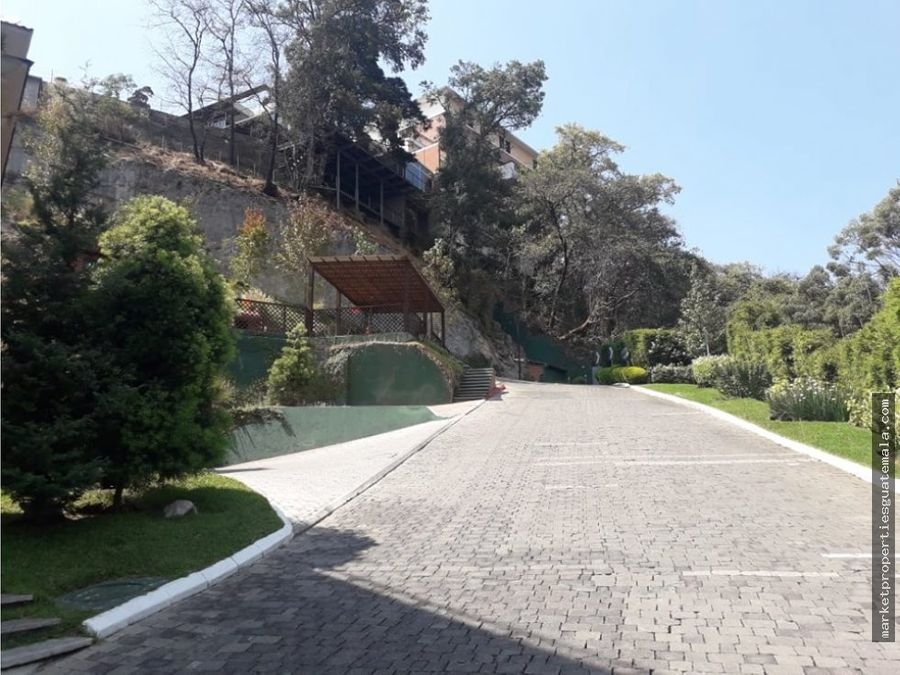 terreno en venta oakland zona 10 guatemala