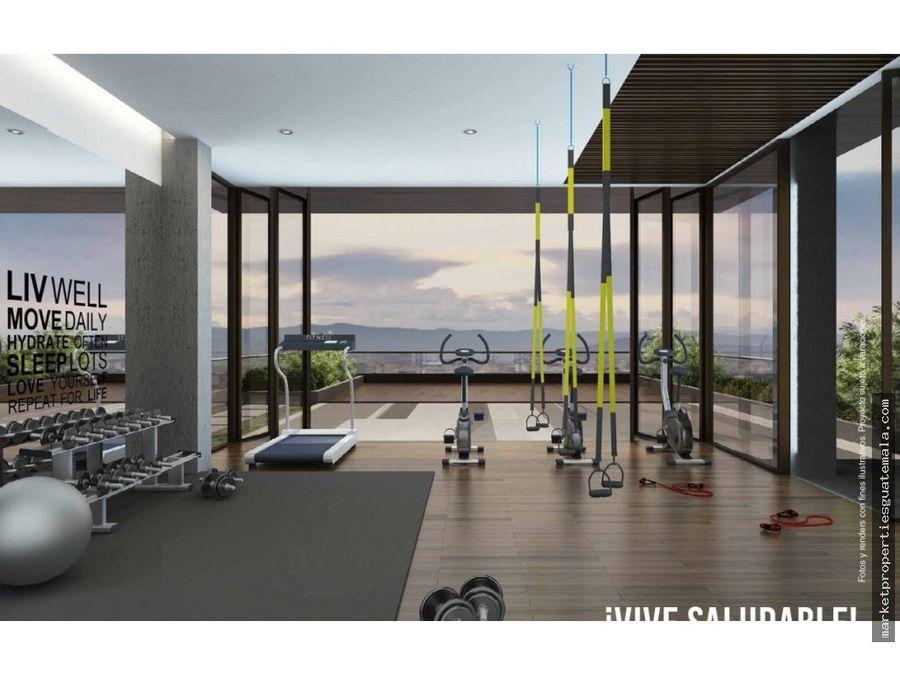 apartamento en venta zona 15 ciudad guatemala