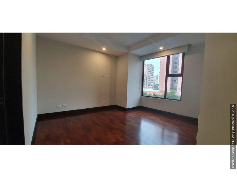 alquiler de apartamento de lujo en zona 14