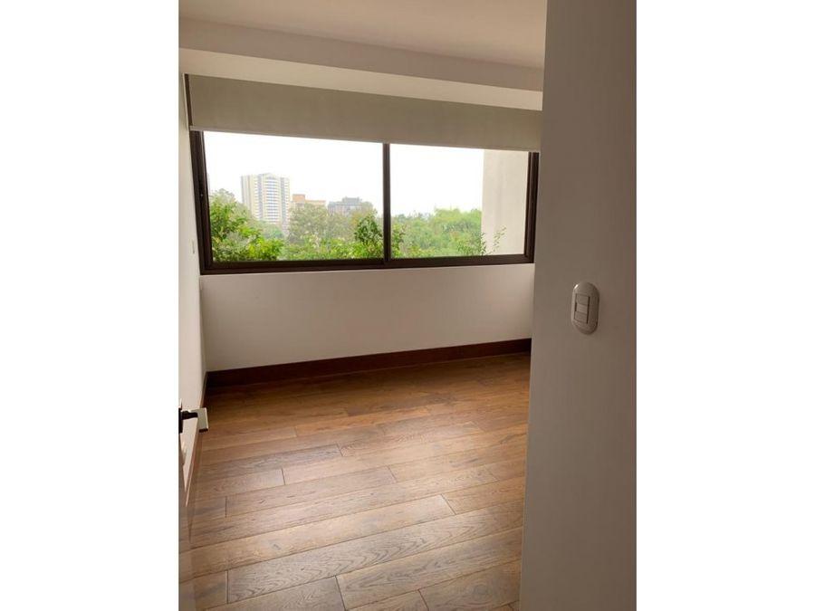apartamento en alquiler zona 15 apice