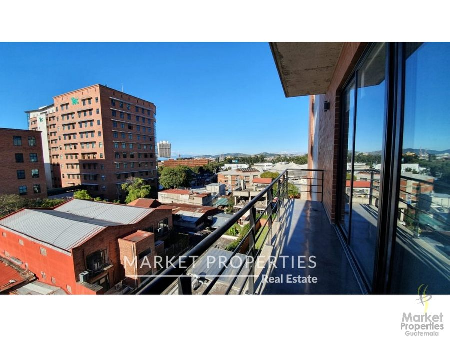 rento apartamento moderno en zona 4 en 4 venezia