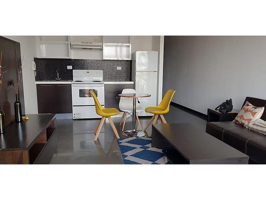 apartamento en alquiler en zona 4 edificio cuatro36
