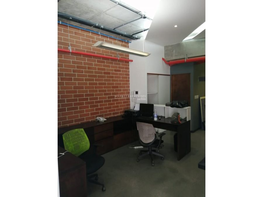 oficina en renta en zona 4