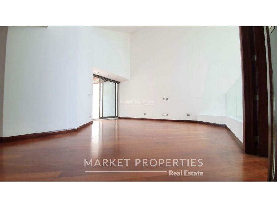 penthouse en venta en zona 15 edificio verdino