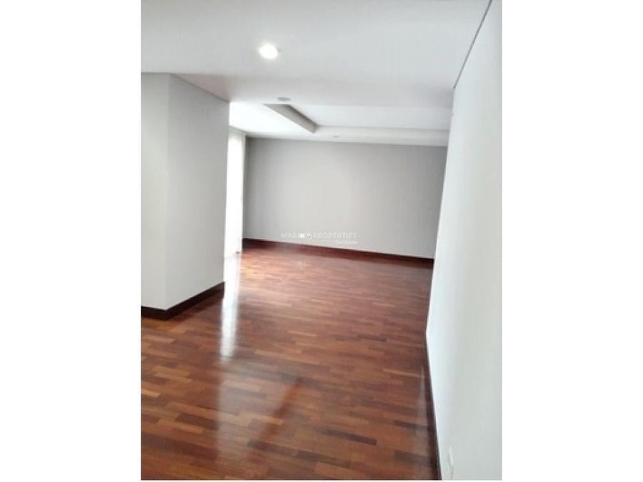 apartamento en renta en zona 10 santa sofia
