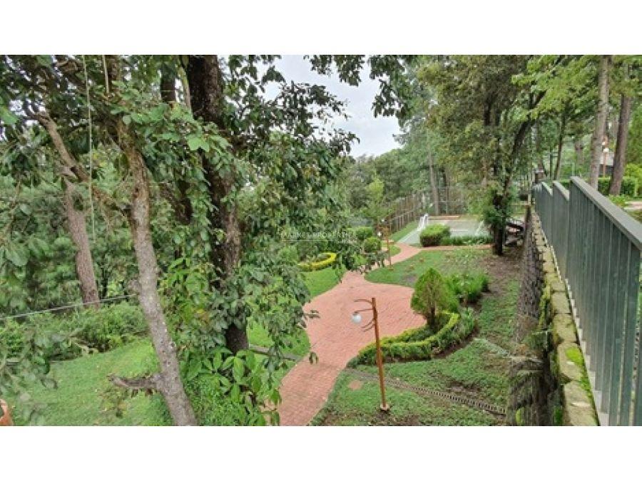 casa en alquiler en zona 16 jardines del rosario de san isidro