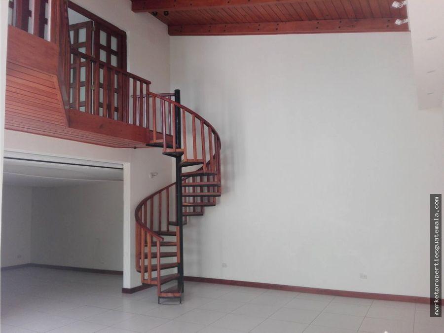 alquilo casa en elgin zona 13 para vivienda