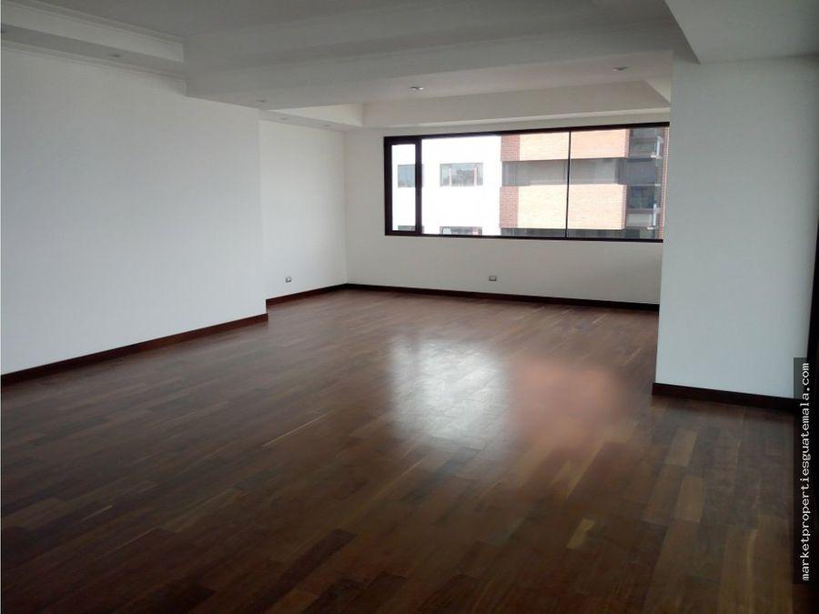 apartamento en alquiler noguchi zona 14
