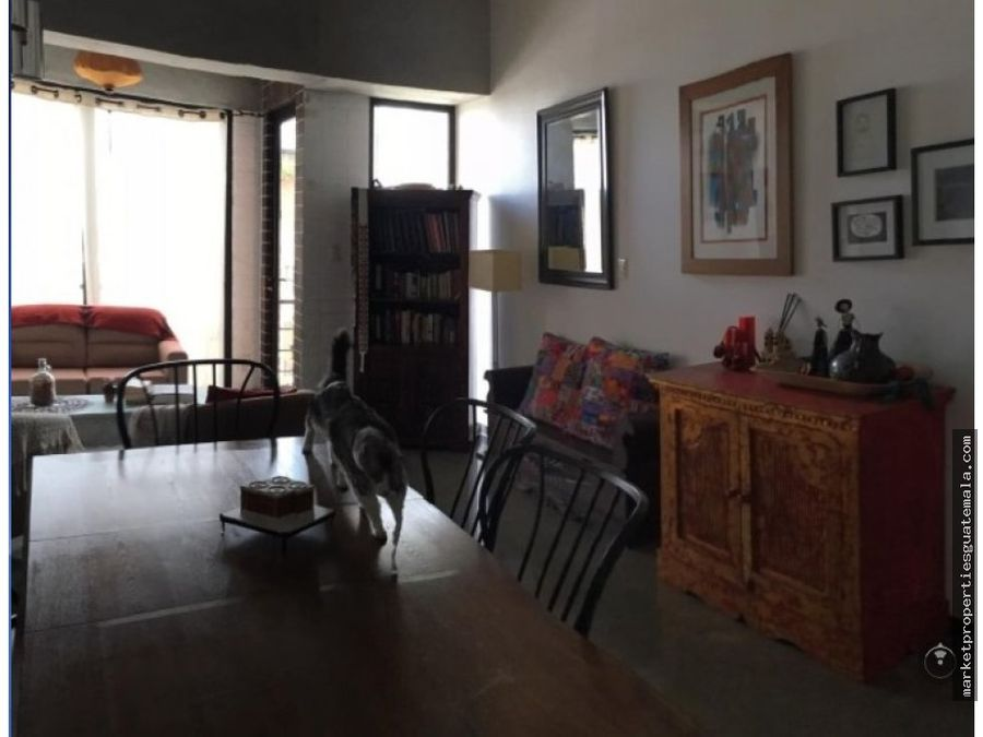 apartamento amoblado zona 4 guatemala