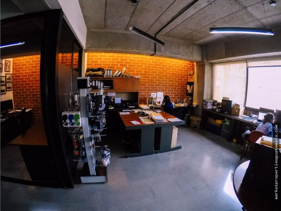 oficina en alquiler en zona 4 guatemala