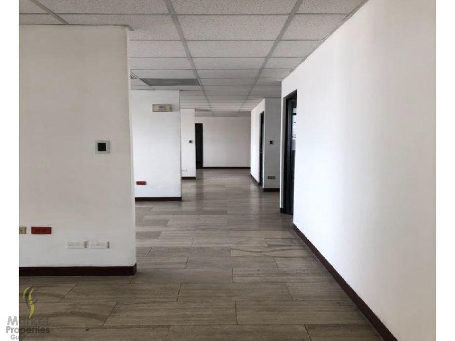 alquiler de edificio zona 10 los proceres