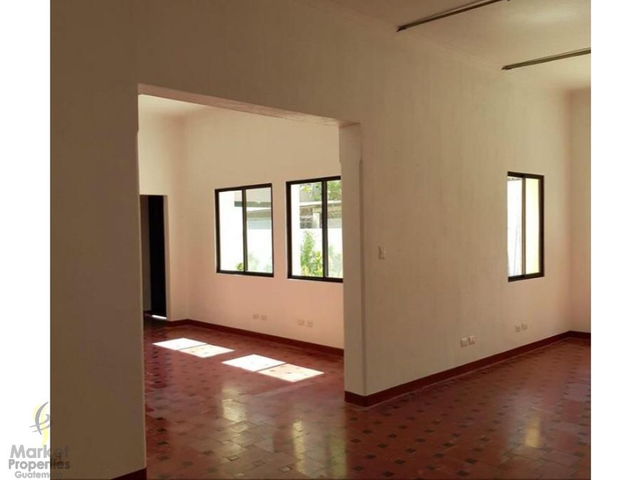 casa en alquiler zona 10 sector 20 calle