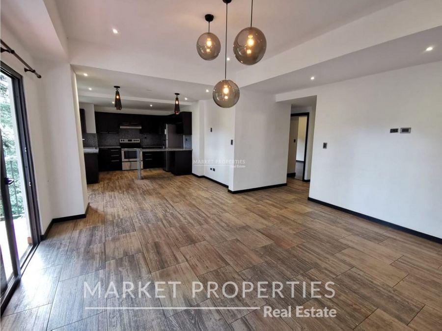 alquiler de apartamento en solaria zona 16