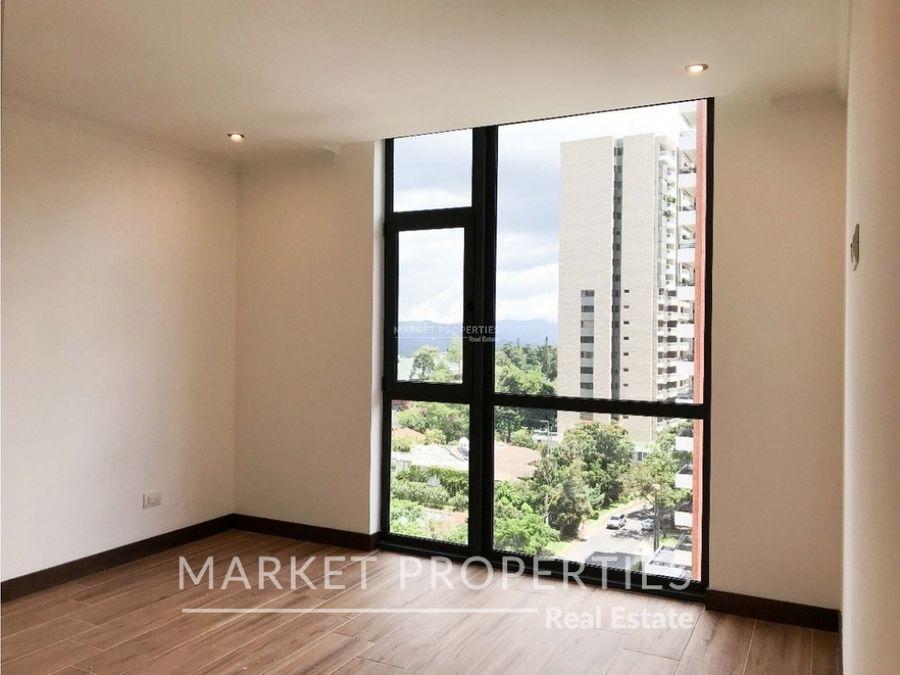 vendo apartamento para estrenar en edificio ikonia zona 14