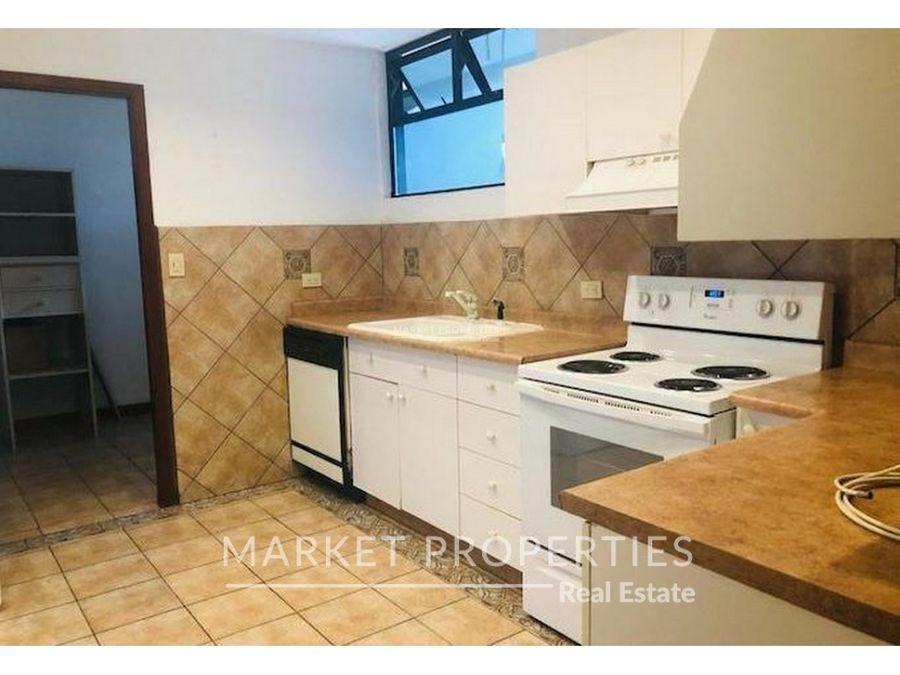 alquiler de apartamento en edificio lexcellence zona 14