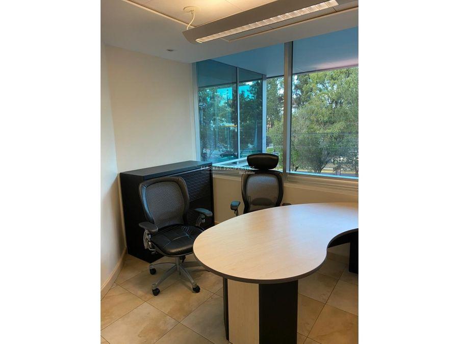 oficina en alquiler en zona 15 edificio avante