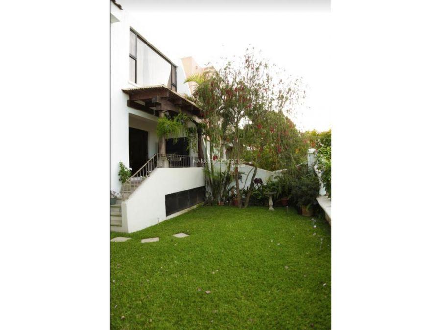 casa en venta en zona 15 san lazaro