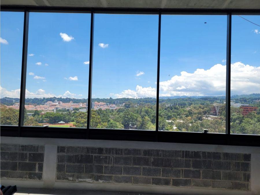 oficina en alquiler en zona 15 spazio