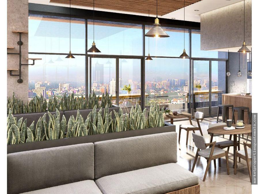 oficinas en renta zona 14 guatemala de 373mts2