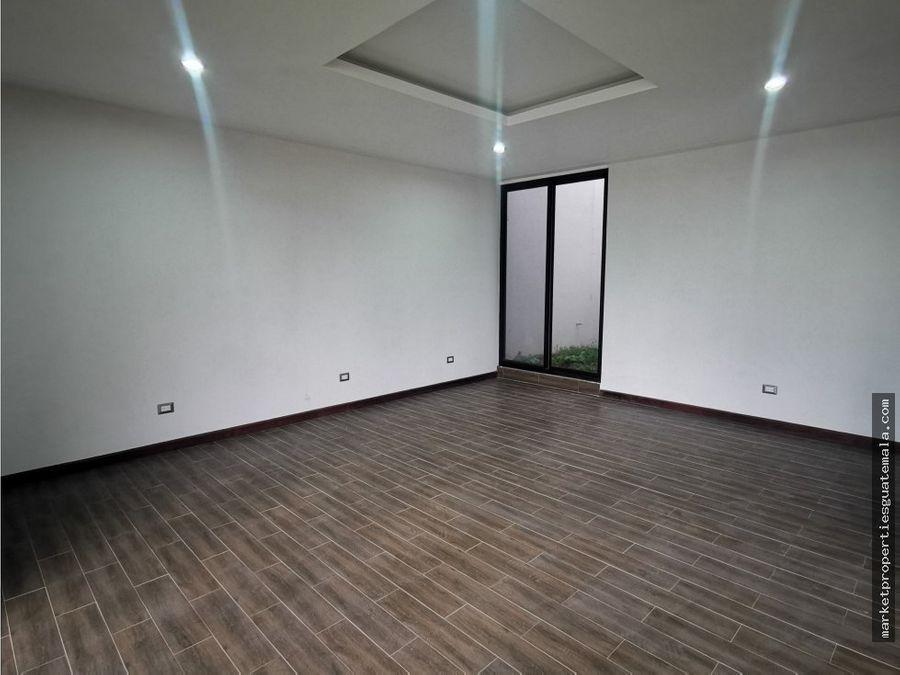 casa en venta jardines de san isidro zona 16