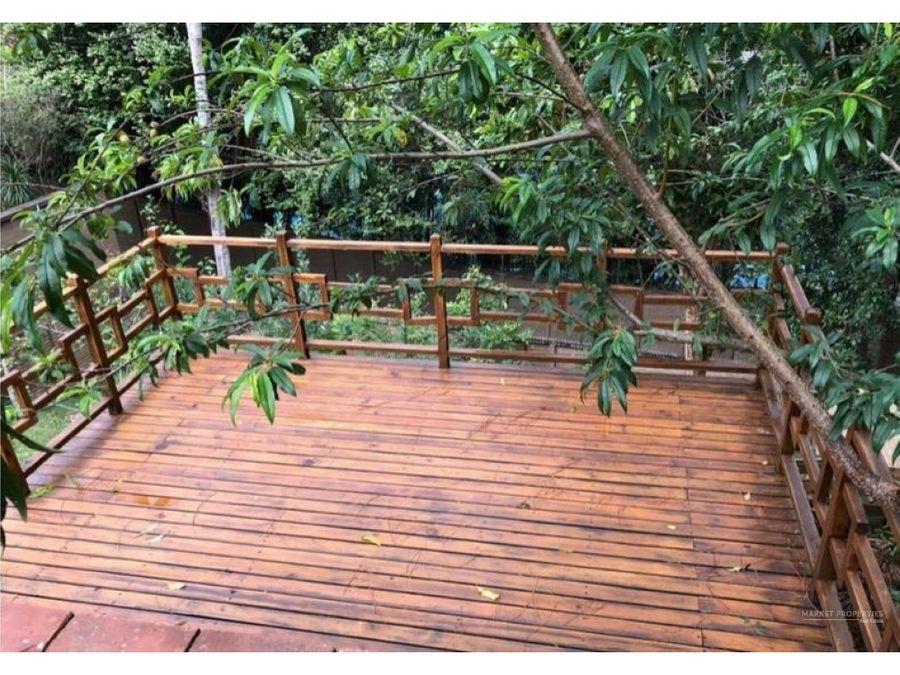 casa en alquiler bosques las luces guatemala