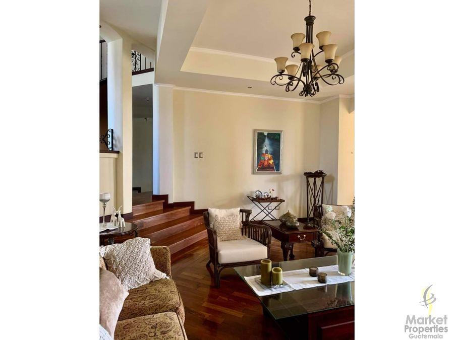 casa en renta zona 15 guatemala