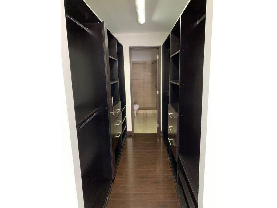 apartamento en alquiler en zona 14 edificio attica i