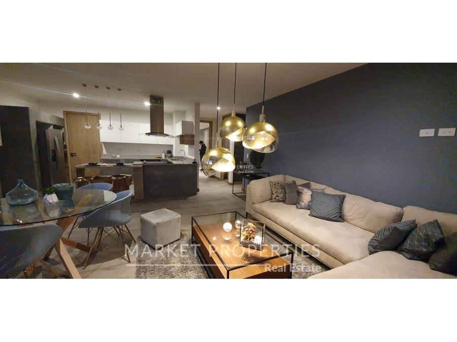 apartamento en renta en zona 16 torre nordic