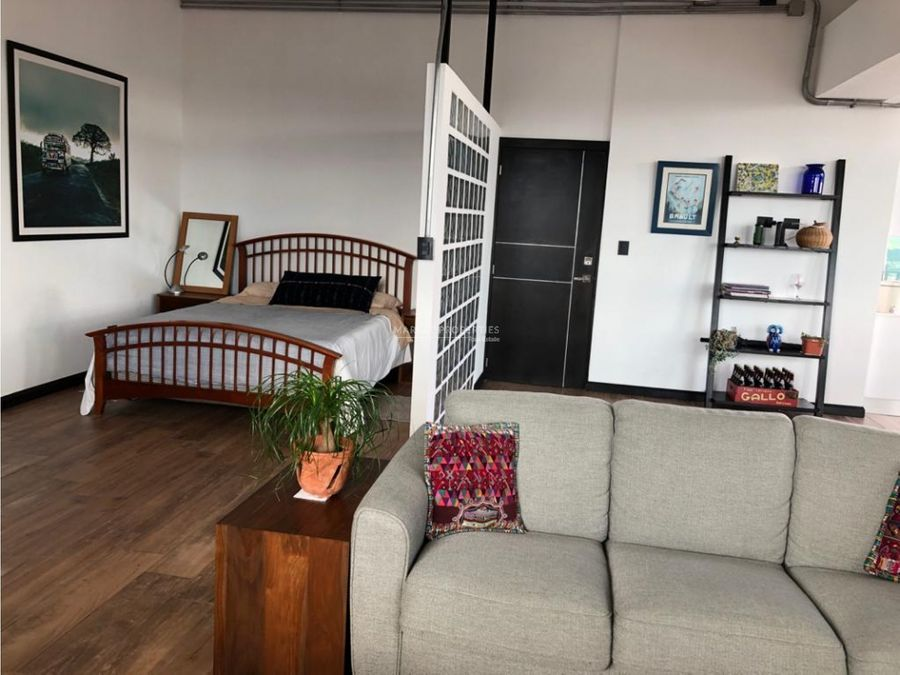 apartamento en renta zona 1 centro vivo