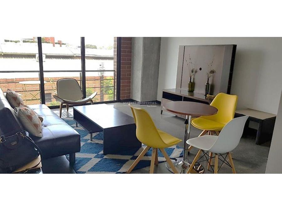 apartamento en alquiler en edificio cuatro36 zona 4