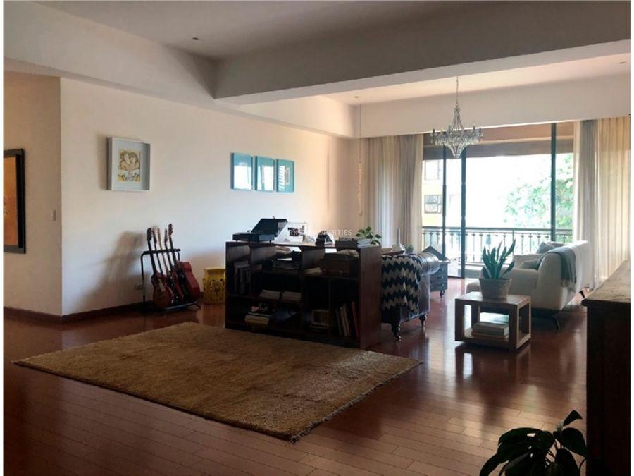 apartamento en venta en zona 15 edificio orleans