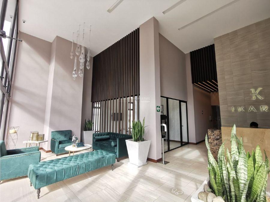 apartamento en renta en zona 15 ikaria