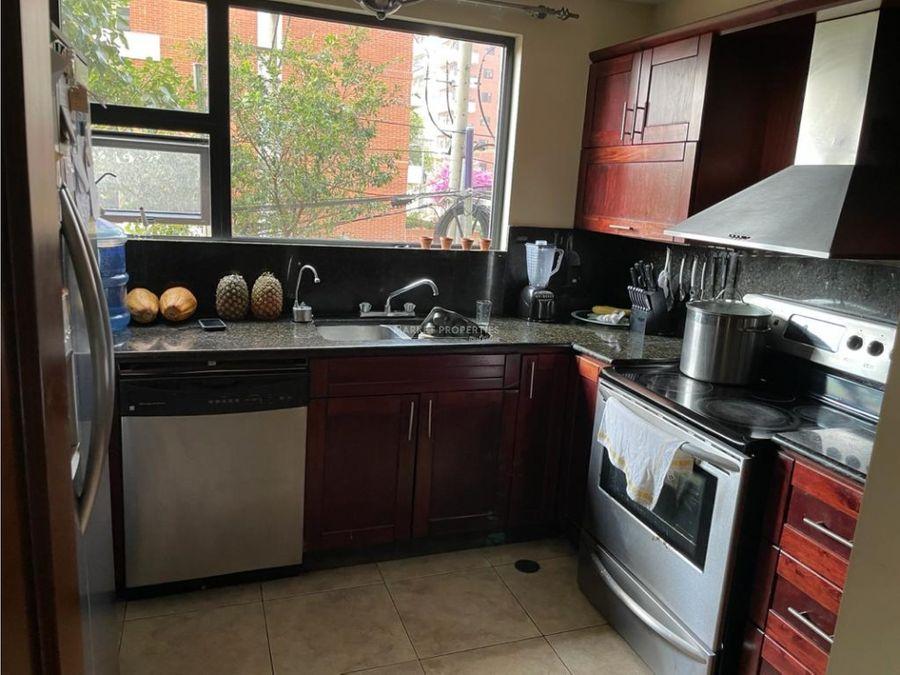 apartamento en renta en zona 14 edificio vivaldi