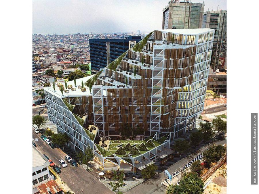 oficinas compartidas en alquiler zona 4 guatemala