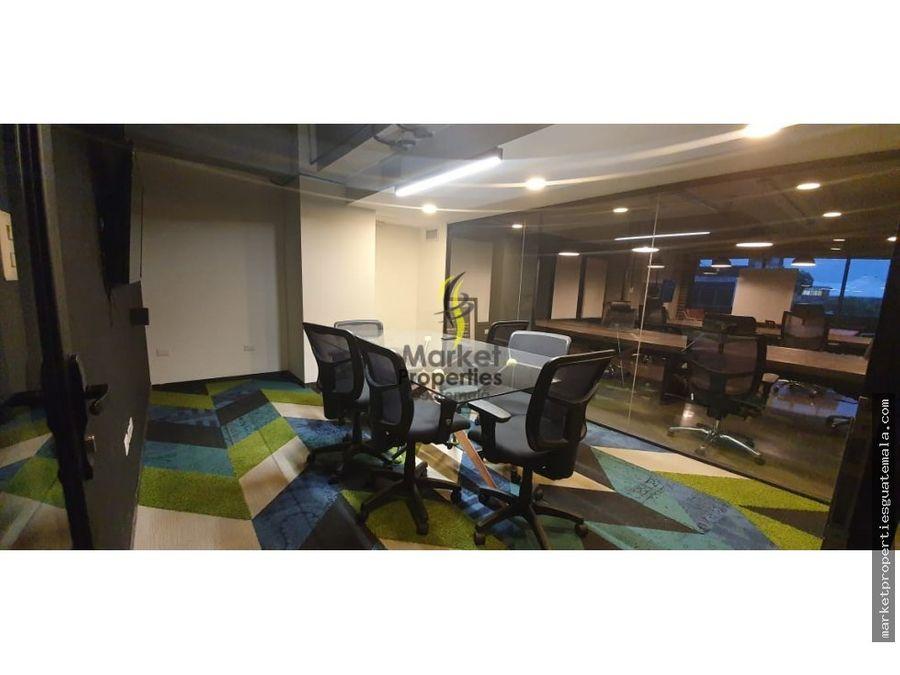 oficina en 4 grados norte zona 4 guatemala